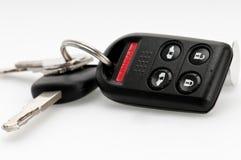 контролируйте keyless remote Стоковое Изображение RF