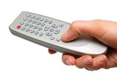 контролируйте remote руки Стоковая Фотография