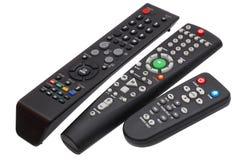 контролируйте remote Стоковое Изображение RF