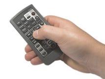 контролируйте remote Стоковое Изображение