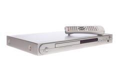 контролируйте remote DVD-плеер Стоковое Изображение RF
