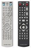 контролируйте remote dvd Стоковое Изображение RF