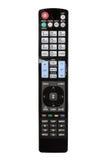 контролируйте remote tv lcd самомоднейший Стоковое Изображение RF