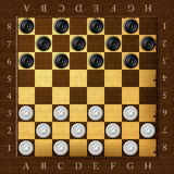 контролеры почерните ответную часть потери highlight игры конца шахмат проверки дела доски monochrome метафоры над успехом страте иллюстрация штока