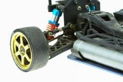контролируемые Радио автомобильные автомобили багги RC, машина электронного автомобиля Стоковое фото RF