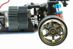 контролируемые Радио автомобильные автомобили багги RC, машина электронного автомобиля Стоковые Изображения