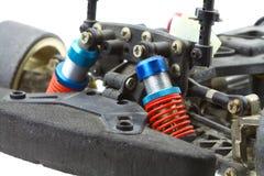 контролируемые Радио автомобильные автомобили багги RC, машина электронного автомобиля Стоковые Изображения RF
