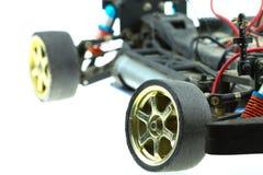 контролируемые Радио автомобильные автомобили багги RC, машина электронного автомобиля Стоковое Изображение