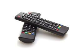 контролируйте дистанционный tv Стоковое Изображение RF