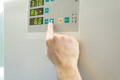 Контрольная панель Стоковая Фотография