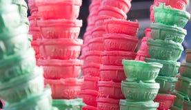 Конусы мороженого Стоковое Фото