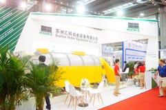 Конференция обменом технологии батареи Китая международные/выставка (CIBF) Стоковая Фотография RF