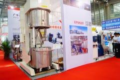 Конференция обменом технологии батареи Китая международные/выставка (CIBF) Стоковые Фото