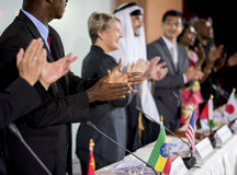 Конференция семинара встречи союзничества ассоциации Стоковое Изображение