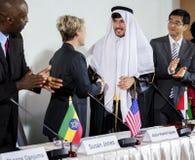 Конференция семинара встречи союзничества ассоциации Стоковое фото RF