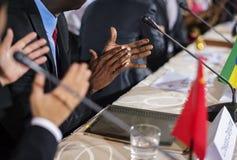 Конференция семинара встречи союзничества ассоциации Стоковые Фото