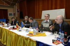 конференция Стоковые Фотографии RF