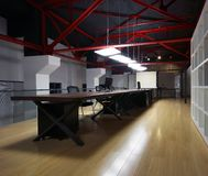 конференц-залы просторные Стоковое фото RF