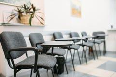 Конференц-зал в офисе, никто стоковые изображения rf