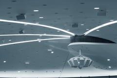 конференц-зал потолка Стоковая Фотография