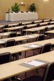 конференц-зал Стоковое Изображение RF