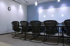 конференц-зал стоковые изображения rf