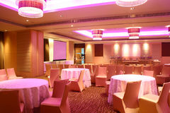 Конференц-зал гостиницы стоковые фото