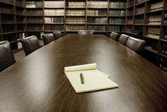 Конференц-зал офиса Стоковые Фото