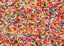 конфета брызгает Стоковое Фото