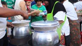 Конфета в Таиланде видеоматериал