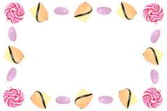 конфета граници Стоковое Изображение RF