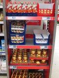 Конфета или шоколад рождества. стоковое изображение