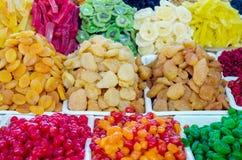 конфета на базаре Стоковая Фотография
