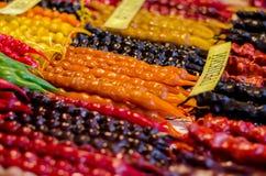 конфета на базаре Стоковые Фото