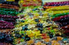 конфета на базаре Стоковые Изображения