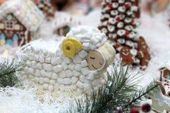 Конфета овечки Стоковое фото RF
