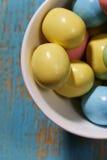 Конфета пасхального яйца Стоковое Изображение