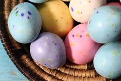 Конфета пасхального яйца Стоковое Фото