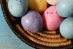 Конфета пасхального яйца Стоковые Изображения RF