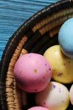 Конфета пасхального яйца Стоковые Изображения