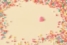 конфета предпосылки цветастая стоковые фотографии rf