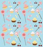 конфета предпосылки Стоковое Фото