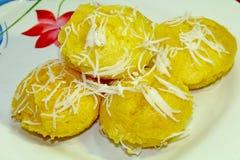 Конфета традиционный тайский десерт Стоковое Изображение RF