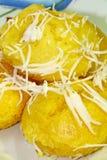 Конфета традиционный тайский десерт Стоковые Изображения RF