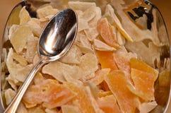 Конфеты абрикоса Стоковое фото RF