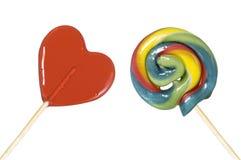 конфеты вкусные 2 Стоковые Фото