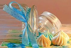 Конфеты из опарника Стоковое Изображение