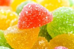 Конфеты сахара студня стоковое фото
