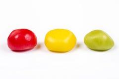 Конфеты сахара студня Стоковое Изображение