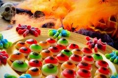 Конфеты хеллоуина Стоковое Изображение RF